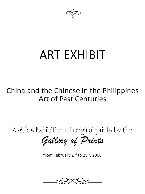 China and the Chinese in the Philippines – - China and the Chinese in the Philippines –