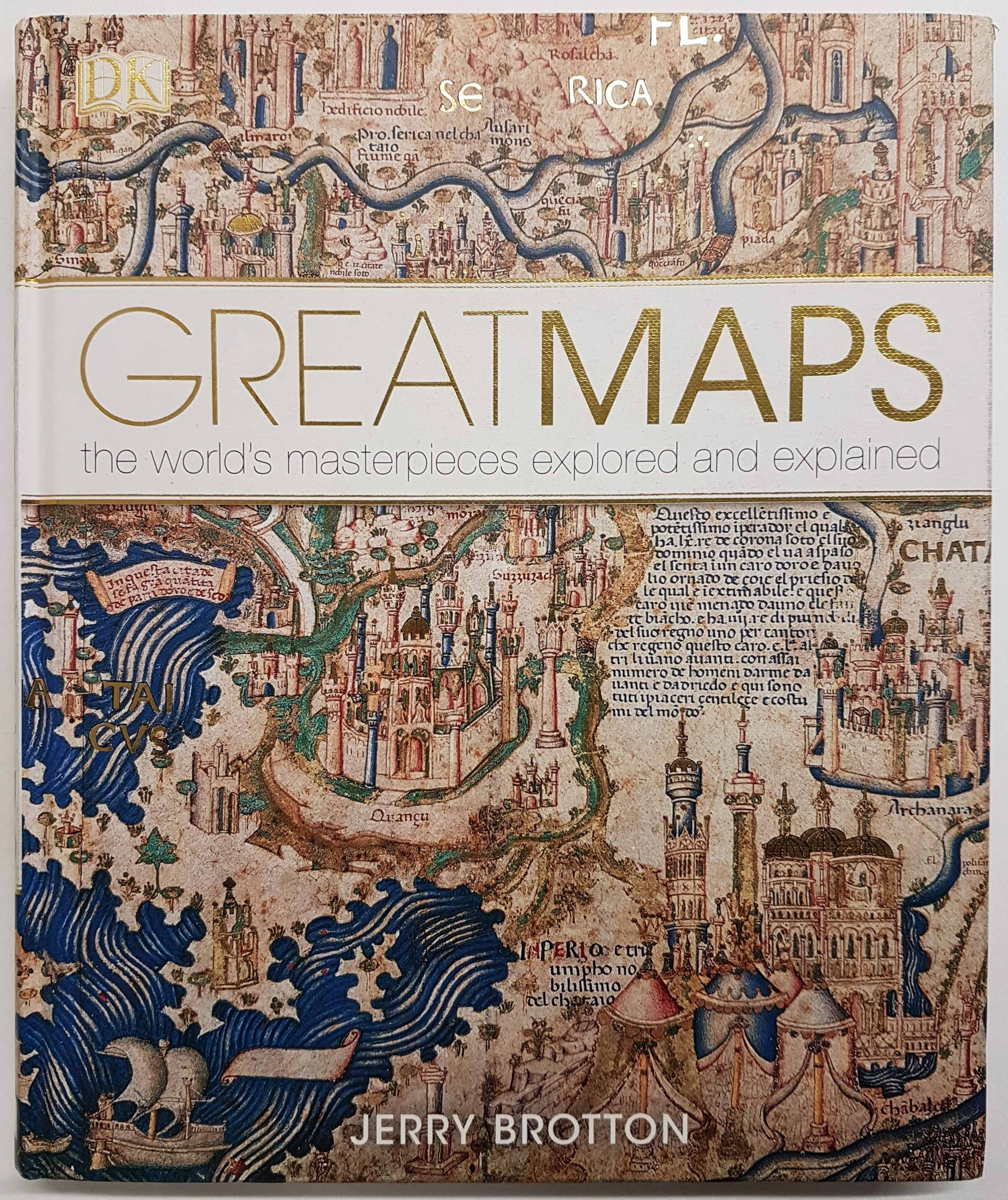 Great maps the worlds masterpieces explored and explained great maps the worlds gumiabroncs Gallery
