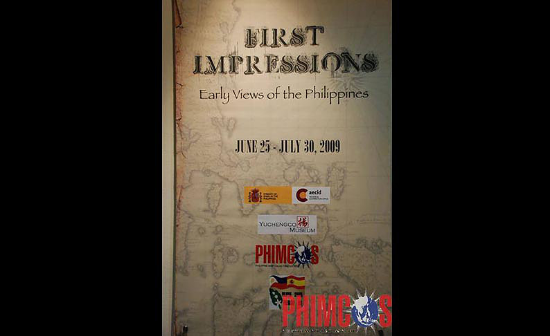 First Impression: Early Views of the Philippines