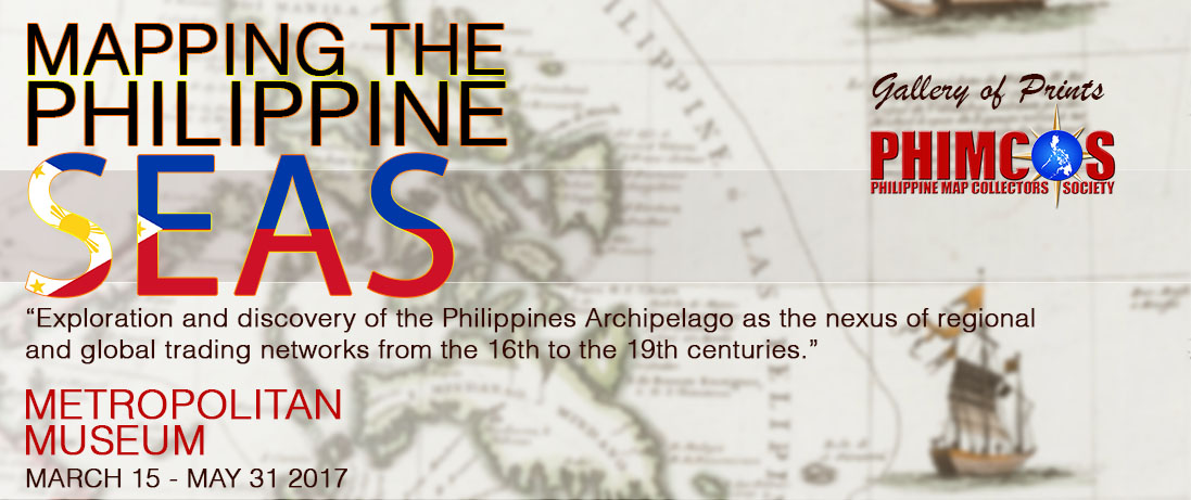 Mapping the Philippine Seas